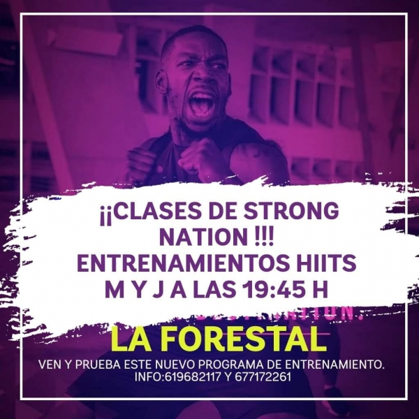 CLASES_STRONG_NATION